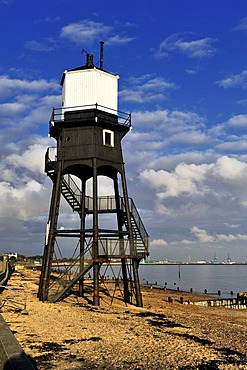 An old lighthouse at Harwich, Essex, England, Great Britain, Europe