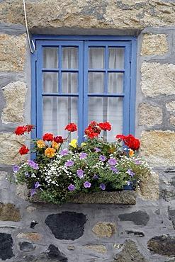 Porthkerris, Cornwall, South England, Great Britain, Europe