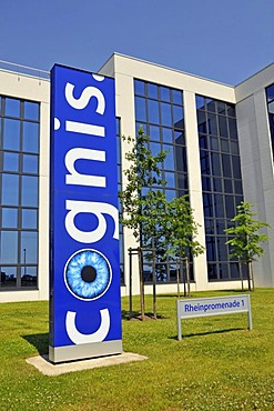 Cognis GmbH, worldwide provider of specialty chemistry products and foodstuff ingredients, corporate headquarters in Monheim am Rhein, North Rhine-Westphalia, Germany, Europe