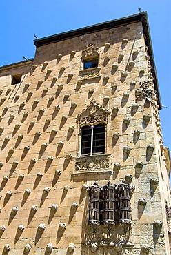 Casa de las Conchas, Salamanca, Spain, Europe