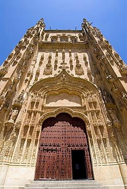 Catedral Nueva, Salamanca, Spain, Europe