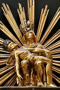 Jesus Christ and maria