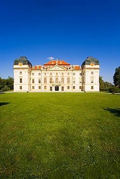 Riegersburg Palace, Waldviertel Region, Lower Austria, Austria