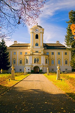 Rosenau Palace, Waldviertel Region, Lower Austria, Austria