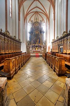 St. Stephen's Church, Tulln, Lower Austria, Austria, Europe
