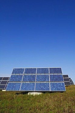 Photovoltaic plant for energy generation