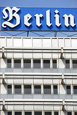 Writing Berliner Verlag Berliner Zeitung Berlin Germany