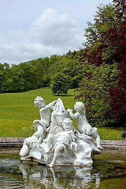 Bad Ischl Kaiservilla summer residence of Emperor Kaiser Franz Joseph I. Upper Austria Salzkammergut Austria