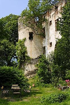 Ruin Alt-Schielleiten Styria Austria