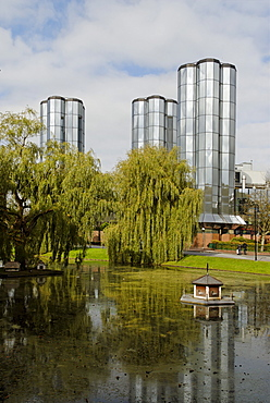 Jever beer Brewery, Frisian Brewhouse, Jever Friesland Lower Saxony Germany