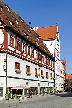 Noerdlingen Noerdlingen Swabia Bavaria Germany