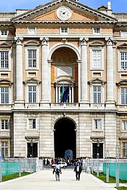 Casterta Campania Italy Italia Royal Palace