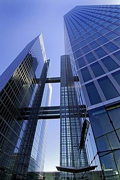 Highlight towers Munic Bavaria Germany