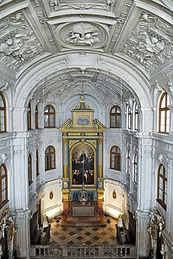 Court Chapel, Residenz, Munich, Bavaria, Germany