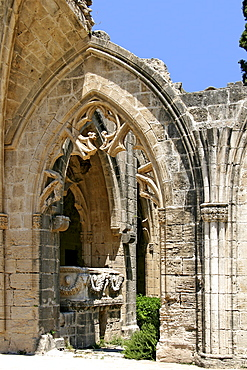 Bellapais Abbey, Kyrenia, Northern Cyprus, Europe