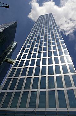 Highlight Towers, Munich, Upper Bavaria, Bavaria, Germany, Europe