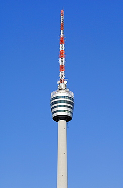 Telecommunications tower, Stuttgart, Germany, Europe