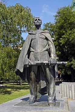 Memorial of the Slovak National Uprising, Bratislava, Slovakia