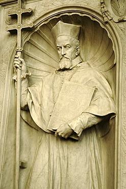 Relief, St. Martin's Cathedral, Bratislava, Slovakia