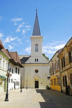 Executioner's bastei, Miklus prison, Kosice, Slovakia
