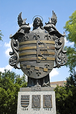 City coat of arms, Kosice, Slovakia