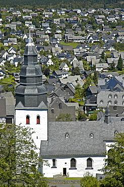 Eversberg, Meschede, Sauerland, North Rhine-Westphalia, NRW, Germany