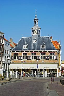 Restaurant, Vlissingen, Zeeland, Holland, the Netherlands