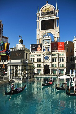 Hotel The Venetian, Las Vegas, USA