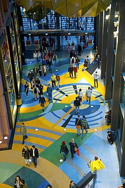 Shopping mall Alexa, Berlin, Germany