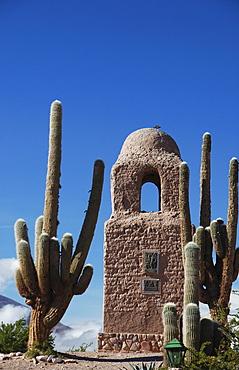 Torre de Santa Barbara, Humahuaca, Jujuy Province, Argentina, South America
