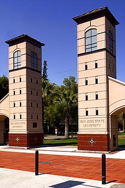 University of San Jose, California, United States, America