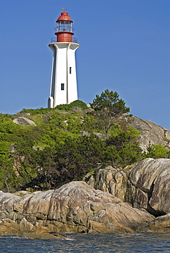 Point Atkinson Lighthouse, Vancouver, British Columbia, Canada
