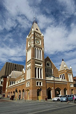 Town-hall in Perth, Australia West Australia