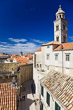 Historic city centre and World Heritage Site, Dubrovnik, Ragusa, Dubrovnik-Neretva, Dalmatia, Croatia, Europe