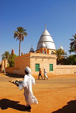 Mahdi's tomb, Karthoum, Sudan