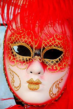 Mask, Venice, Italy