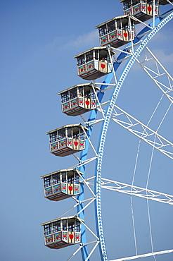Ferris wheel at the Munich Beer Festival (Oktoberfest), Munich, Bavaria, Germany