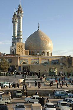 Azam Mosque, Qom, Iran, Middle East