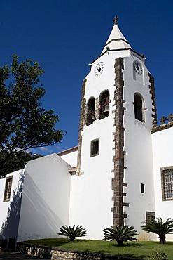 Church in Santa Cruz, Madeira, Portugal
