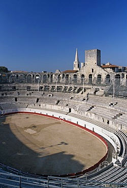 Arena in Arles, France, Provence