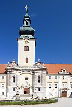 Convent Seitenstetten, Austria, Lower Austira, Mostviertel Region, Seitenstetten