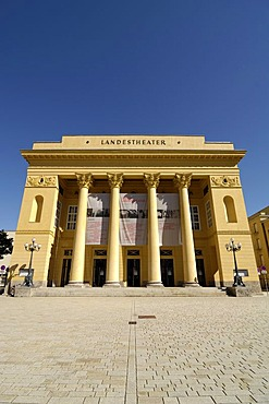 Tyrol theater (Tiroler Landestheater), Innsbruck, Tyrol, Austria