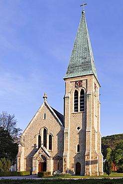 Marienkirche (St. Marys Church), Berndorf, Triestingtal, Lower Austria, Austria, Europe