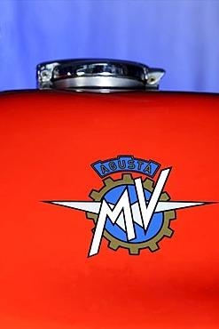 MV Agusta, motorcycle tank emblem