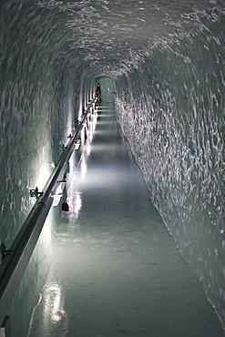 Ice Palace, Jungfraujoch, Bernese Oberland, Switzerland