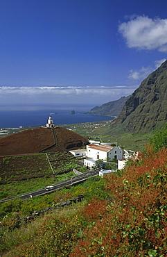 Belltower, Virgin de Candelaria, El Hierro, Canary Islands, Spain
