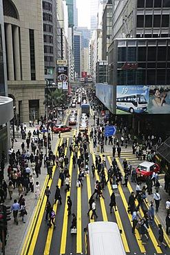 Queens Road, Hongkong, China