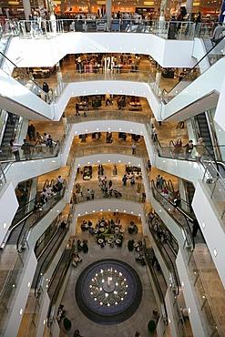 Karstadt department store, Leipzig, Saxony, Germany