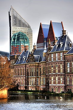 NLD, Netherlands, The Hague: Parliament Building.