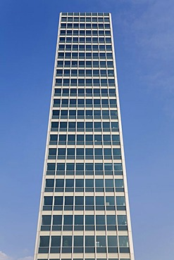 Mannesmann high-rise, today vodafone, Duesseldorf, NRW, Germany